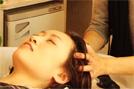 アロマヘッドスパ+頭皮診断(ブロー込) 【施術時間20分】