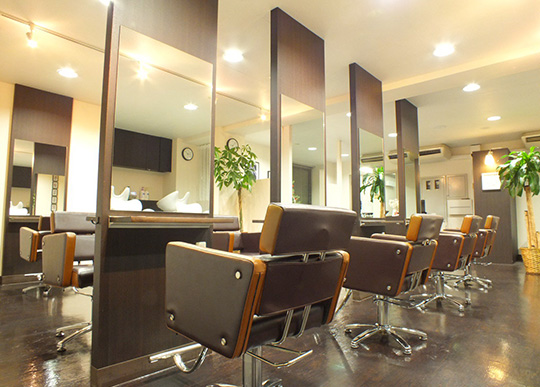 hair salon Lucet(ルシェット)