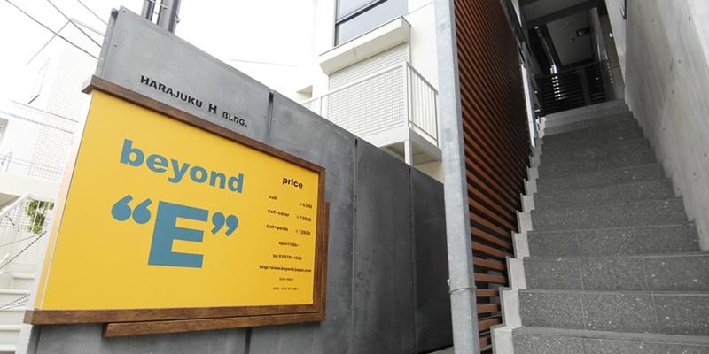 "beyond-""E"" (ビヨンド イー)"