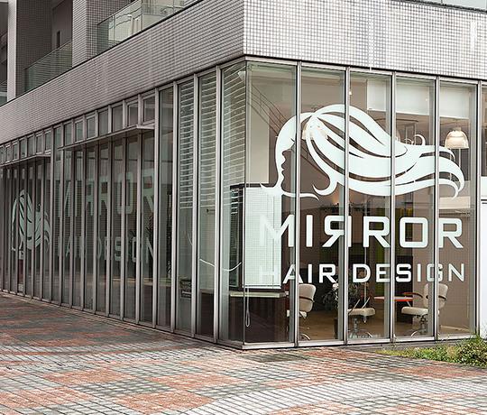 MIRROR HAIR DESIGN(ミラーヘアデザイン)