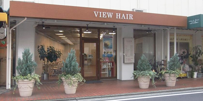 VIEW HAIR(ビューヘアー)