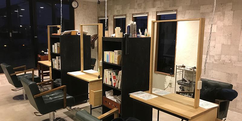 美容室 YOO-HOO 堀米店(ヨーホー)