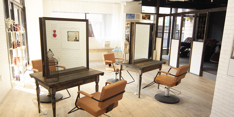 hair atelier Vif(ヘア アトリエ ヴィフ)