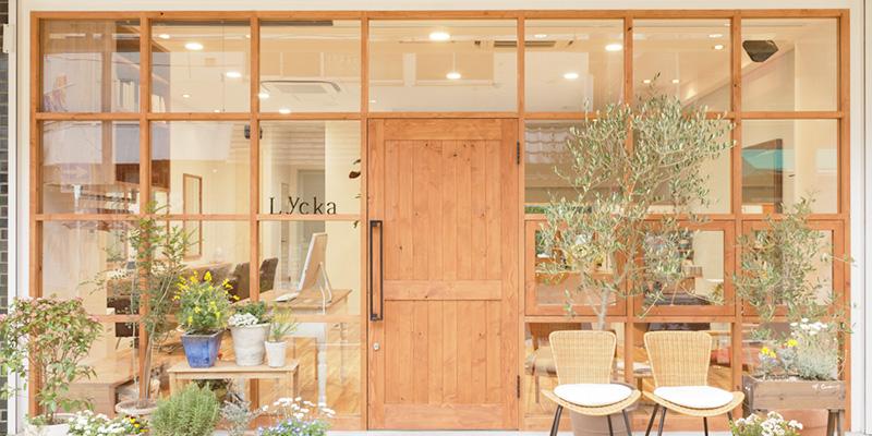 美容室Lycka(リッカ)