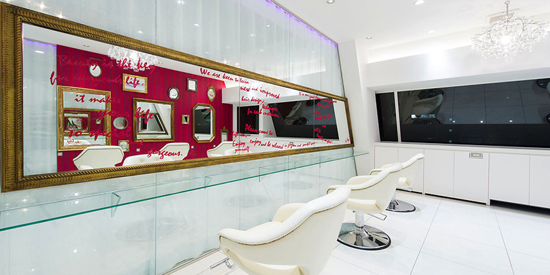 Ley hair&beauty salon(レイ)