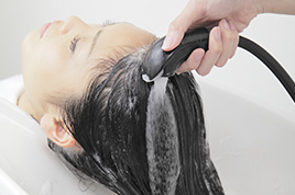 スキャルプエステ+高濃度炭酸泉【施術時間30分】