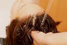 頭皮改善+炭酸ツヤ髪コース(シャンプーブロー込)