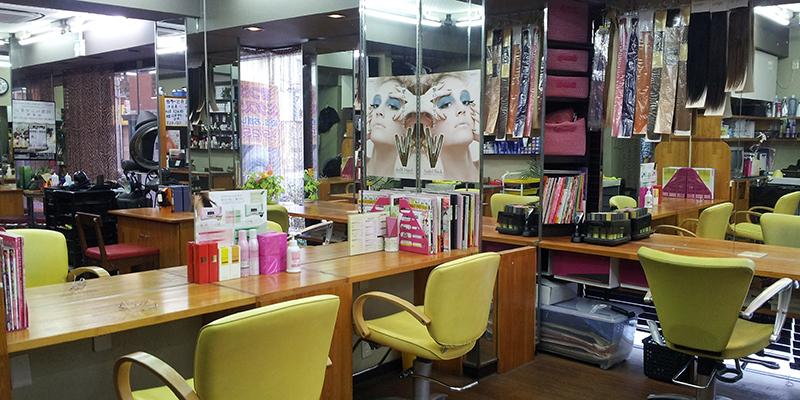 hair&self salon Aki(ヘアーアンドセルフサロンアキ)