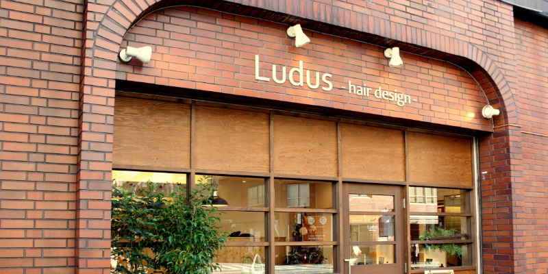Ludus hair design(ルードゥス)