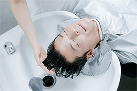 <頭皮の大掃除>発毛・育毛 無料体験【所要時間 約90分】