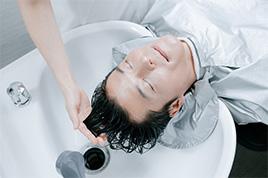 頭皮チェック+抜け毛防止ケア ホームケア用トライアルセット付【施術時間120分】