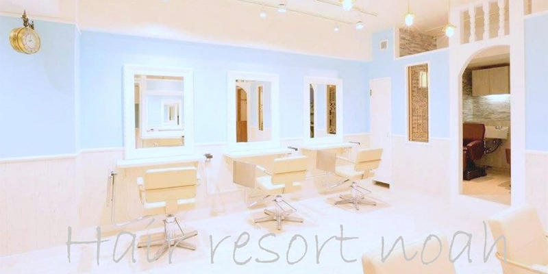 hair resort Noah(ヘアリゾートノア)銀座