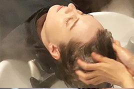 美髪+育毛ヘッドスパ【施術時間120分】