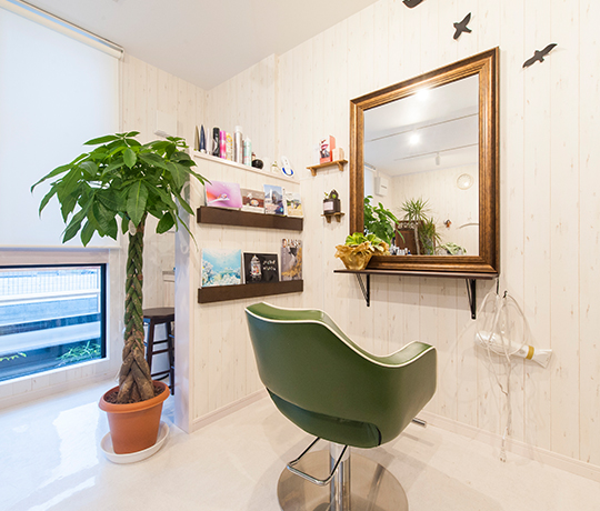 head spa & beauty care Contrail(コントレイル)