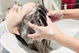ヘアスキン頭皮クレンジング+ヘッドスパ【施術時間30分】