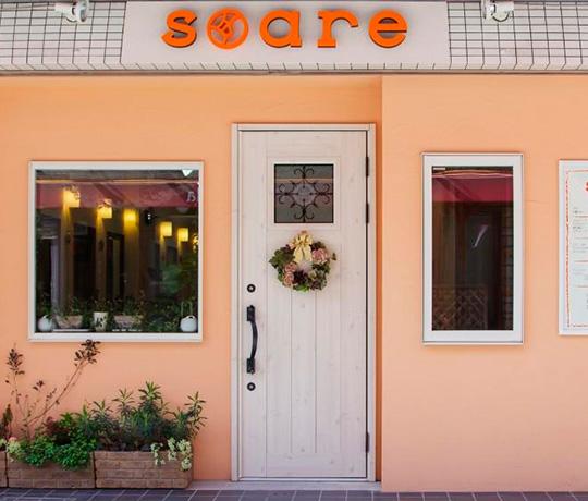 soare beauty salon(ソアレビューティーサロン)