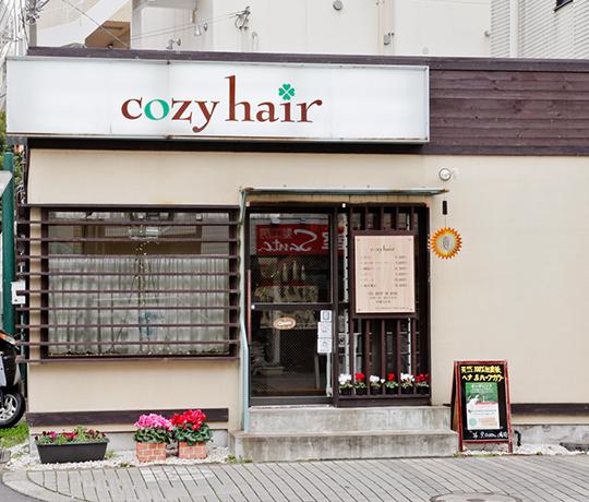 cozy hair(コージーヘア)