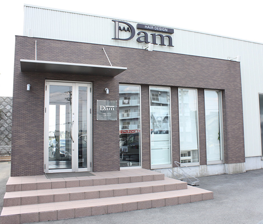 HAIR DESIGN Dam(ダム)