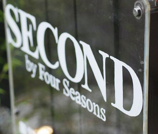 SECOND by Four Seasons(セカンドバイフォーシーズンズ)