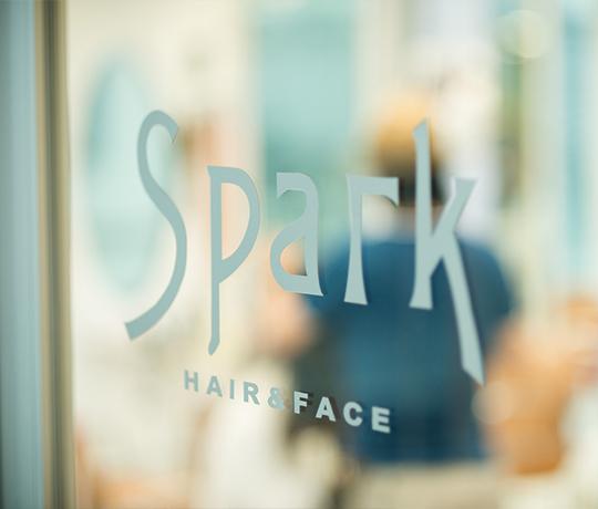 Spark HAIR&FACE(スパークヘアアンドフェイス)