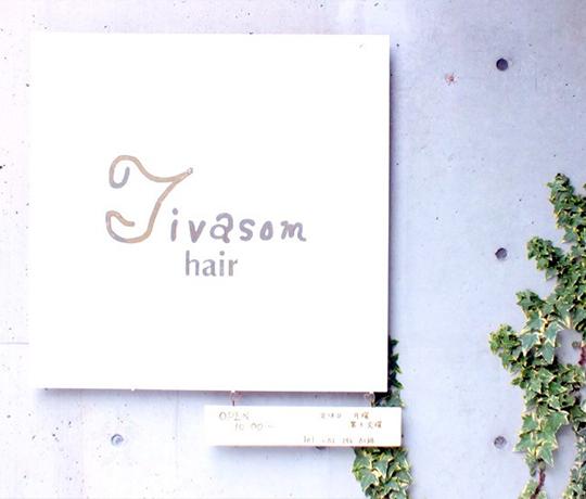 Tivasom hair(チバソムヘアー)