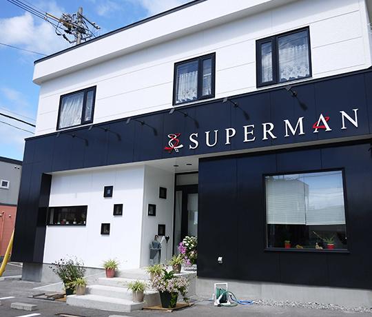 トータルカットハウス SUPERMAN(スーパーマン)