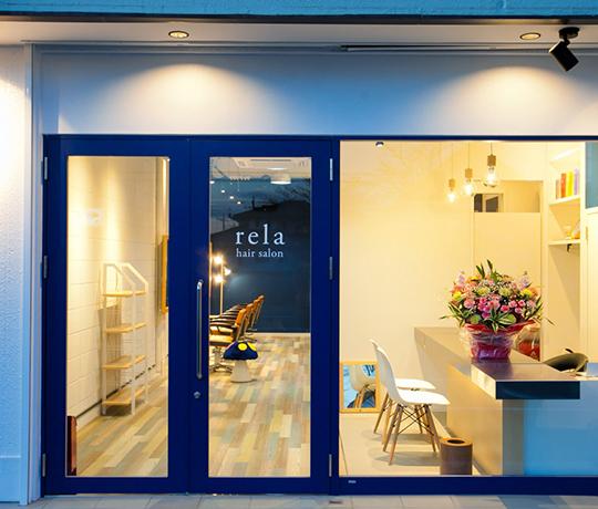 rela hair salon(リラヘアサロン)