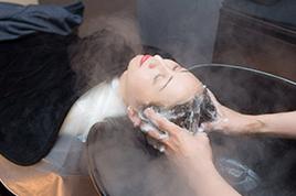 ニュージーランド産アロマ使用 頭皮改善スパ + トリートメント【施術時間35分】