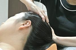育毛美髪ヘッドスパエステ【所要時間60分】