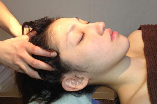 頭皮を癒し髪にコシとツヤ「ヘナセラピー」【施術時間90分】