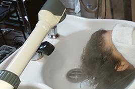 トキオヘッドスパトリートメント(毛髪診断付)【施術時間60分】