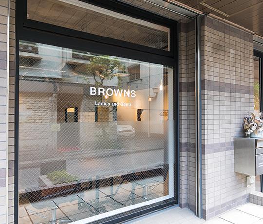 BROWNS(ブラウンズ)