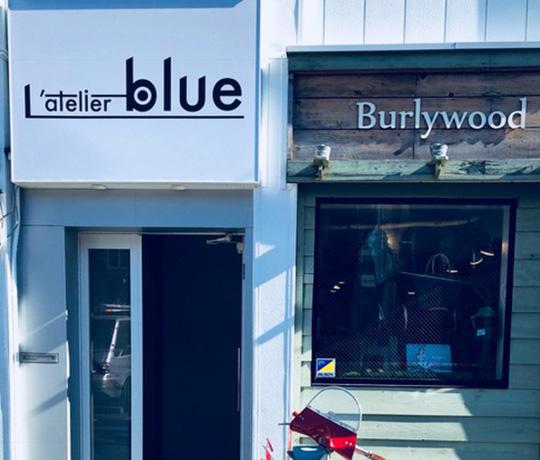 L'atelier blue(アトリエブルー)
